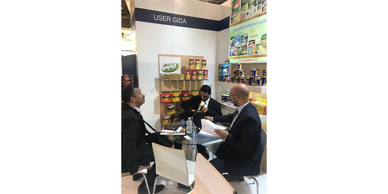 2018 Sial Exhibition Paris-France