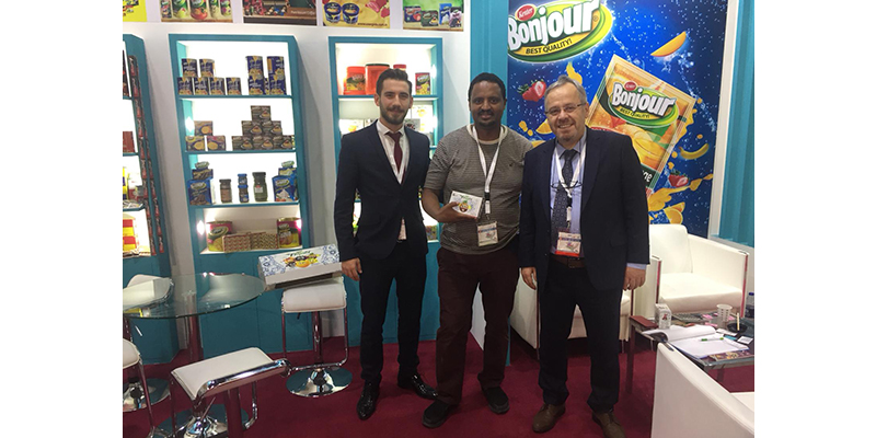 2018 Yummex Exhibition Dubai-UAE