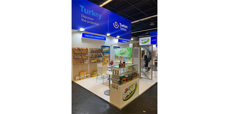 2019 Anuga Exhibition Cologne-Germany