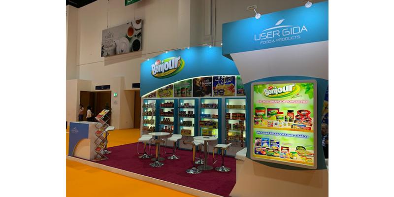 2019 Gulfood Exhibition Dubai-UAE