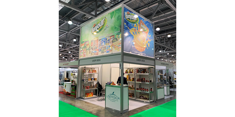 2019 Worldfood Exhibition Moscow-Russia